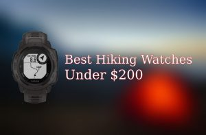 Best Hiking Watches Under 200