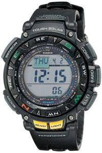 Casio Mens Pathfinder Triple Sensor Sport Watch