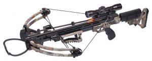 CenterPoint Specialist XL 370 Camo Crossbow Package