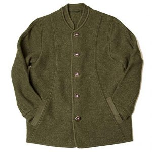 Dachstein Woolwear Men's Traditional Wool Jacket