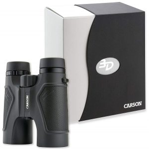 Carson 3D Series High Definition Waterproof Binoculars