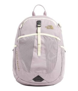 The North Face Youth Recon Squash Backpack, Ashen Purple-Vintage White