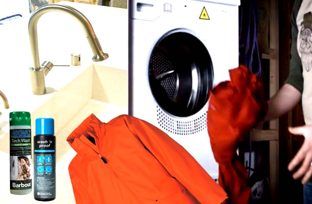 How to Wash Waterproof Jacket