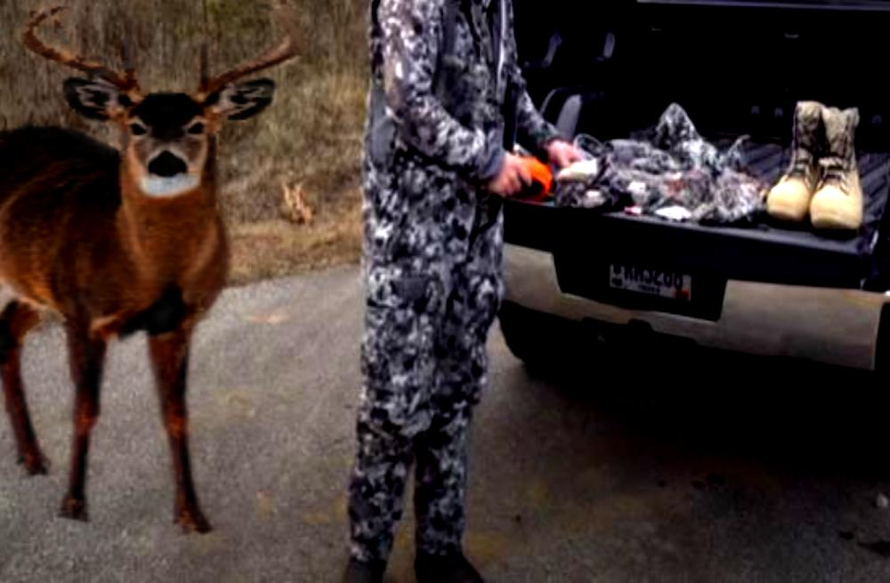 What to Wear for Deer Hunting