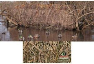 Avery Outdoors Quick-Set Duck Boat Blind Set (1)