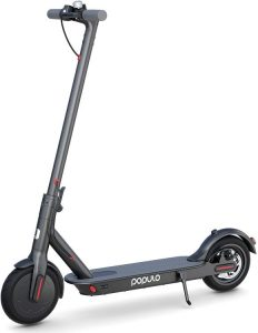 """Populo Electric Scooter - 8.5"""" Pneumatic Tires"""